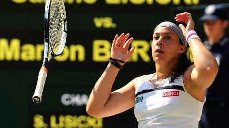 Wimbledon 2013: Marion Bartoli beats Sabine Lisicki to win title