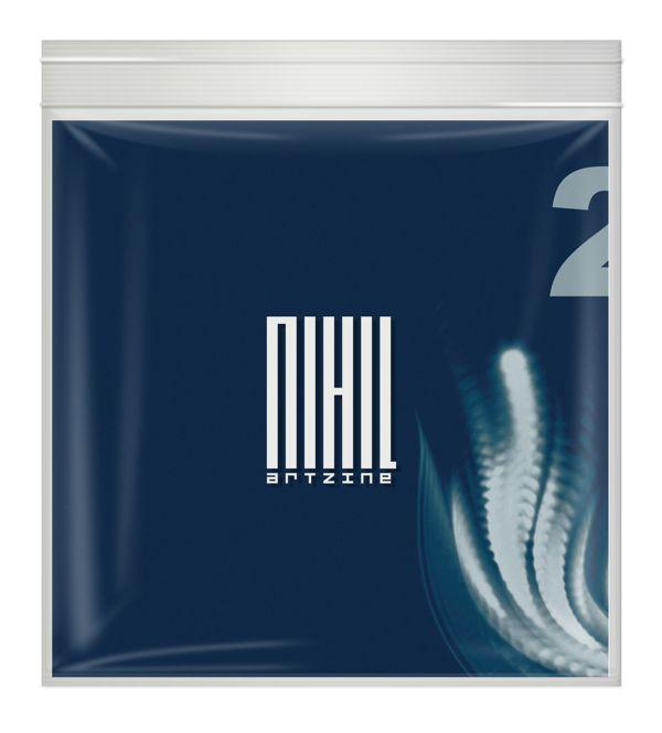 NIHIL ARTZINE COVERS by NIHIL ARTZINE, via Behance #magazine #experimental #graphic #digital #art