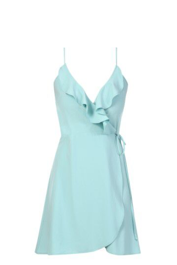 Wrapped Ruffle Dress from Mr Price R59,99