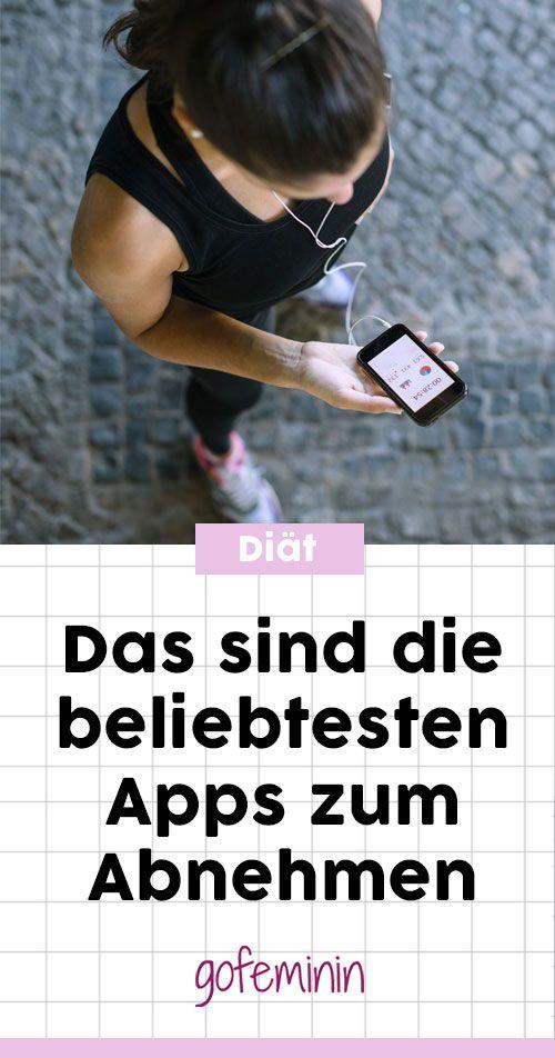 Wir haben verschiedene Abnehm-Apps unter die Lupe genommen. #apps #diaet #abnehmen #diaetapps #abnehmapps #gewicht