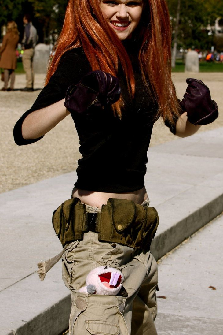 Kim Possible by ~luciduskeeper on deviantART