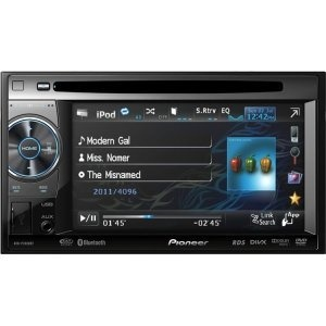 Pioneer AVH-P2400BT Touchscreen Car DVD Player