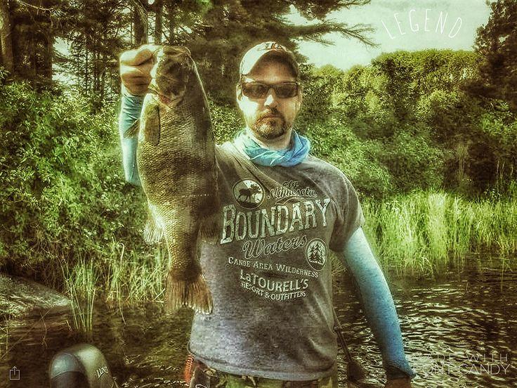 Smallmouth Bass BWCA