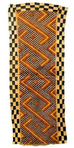 Kuba Barkcloth textile 9  Photographs © Tim Hamill