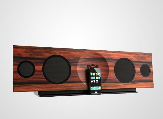 House of Marley - One Foundation Speaker Dock