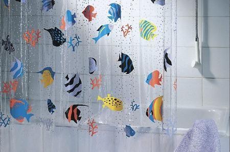La doccia: come pulire la tenda - Soluzioni di Casa