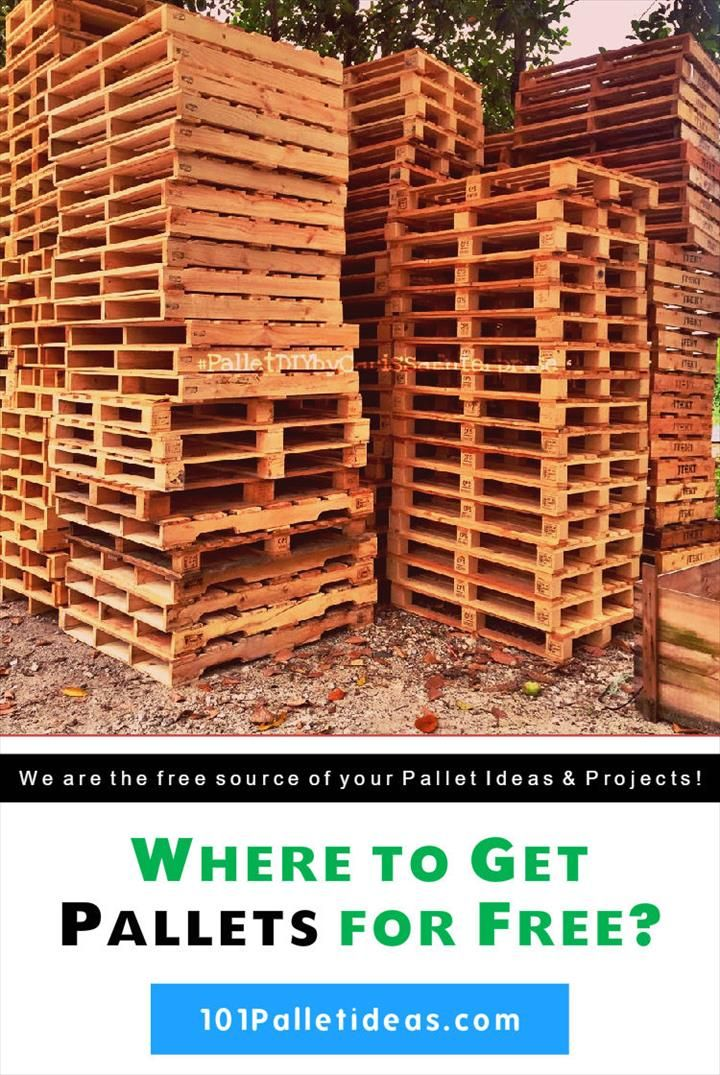 1000 ideas about free wood pallets on pinterest fun