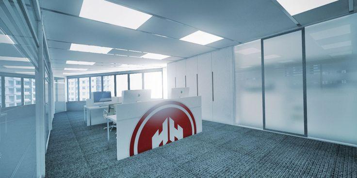 Oficinas sede Himoinsa Singapur - Arquitania Business