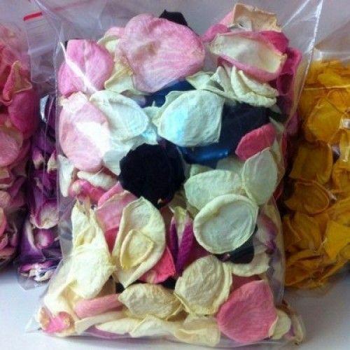 Сухие лепестки роз (Объем: 1 литр)
