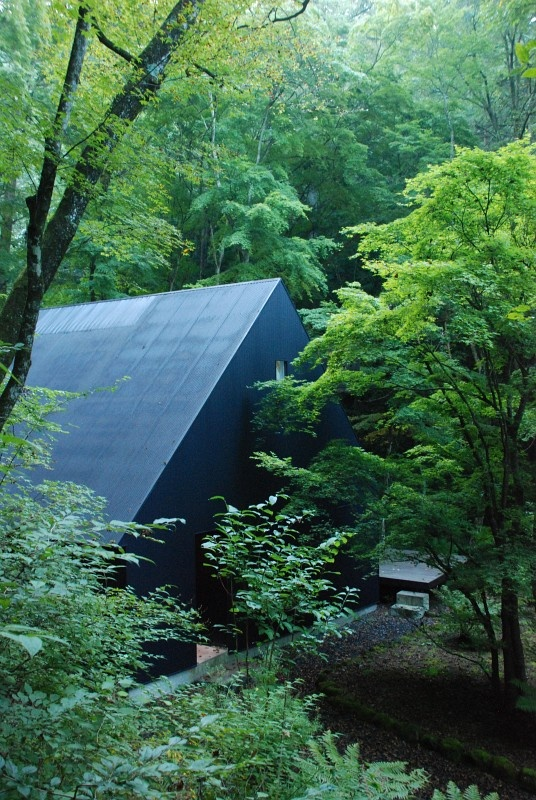 Go Hasegawa - House in a Forest, Karuizawa, Japan