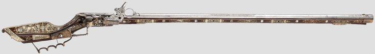 http://www.hermann-historica.de/auktion/hhm66.pl?f=NR_LOT&c=%20%2026&t=temartic_S_GB&db=kat66_s.txt   A bone-inlaid wheellock rifle (Tschinke), Cieszyn, circa 1650
