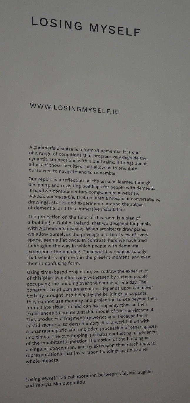 Arsenale -Losing Myself  International Architecture Exhibition 2016 in Venice…