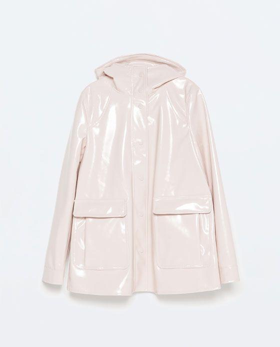 TRENCH IMPERMÉABLE Zara