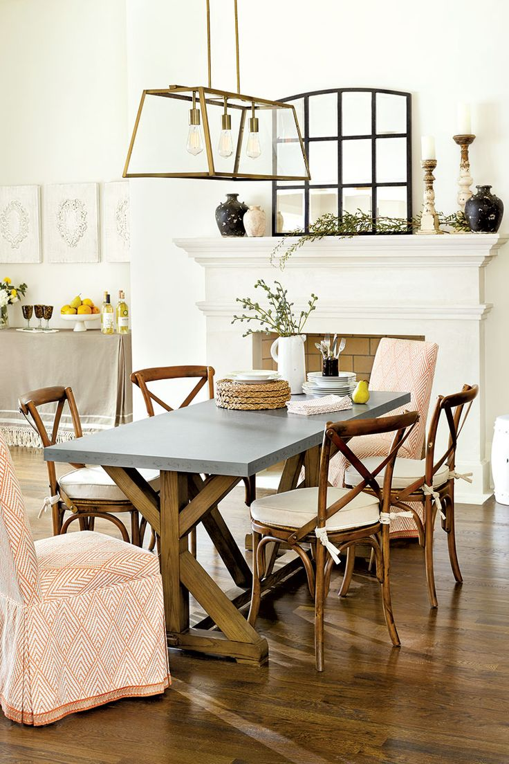 Keep Your Dining Room Simple With A Grace Klismos Side Chair From Dowel  Furniture!