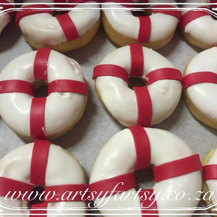 Life Saver Doughnuts #lifesaverdoughnuts