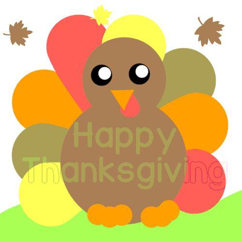 Happy thanksgiving turkey