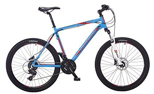 Claud Butler Trailridge 1.3, 22`` Gents Mountain Bike - 24 Speed (2016) The Trailridge 1.3 is perhaps one of our best value mountain bikes. For a competitive price, you get 24 speed Shimano gearing, hydraulic Shimano disc brakes, Rubena tyres (Barcode EAN = 5060348415374) http://www.comparestoreprices.co.uk/december-2016-3/claud-butler-trailridge-1-3-22-gents-mountain-bike--24-speed-2016-.asp