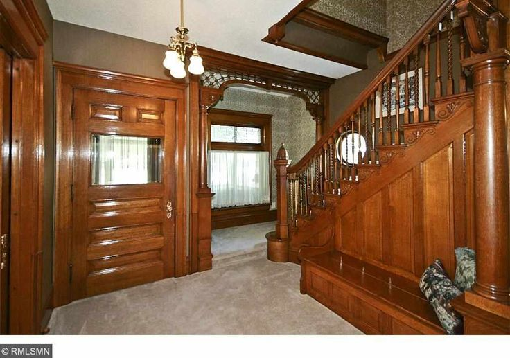 1889 - Hutchinson, MN - $299,900 - Old House Dreams---minus the carpet