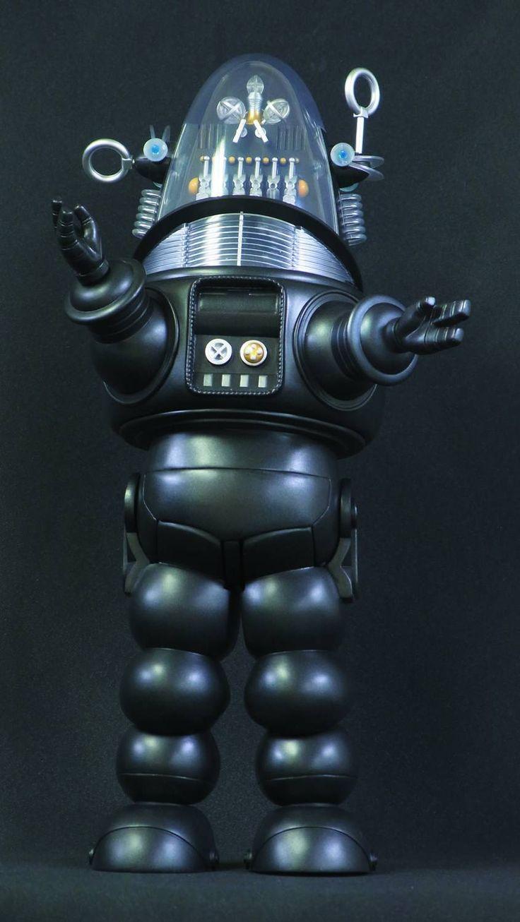 Forbidden planet | PREVIEWSworld - FORBIDDEN PLANET ROBBY THE ROBOT 12IN FIG (O/A) (C: 1 ...