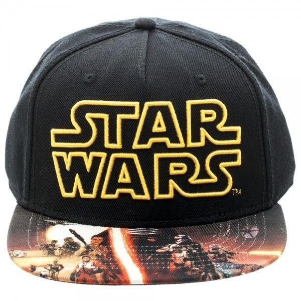 buy online 552b1 e3b20 ... sweden star wars the force awakens hat b7643 44a83