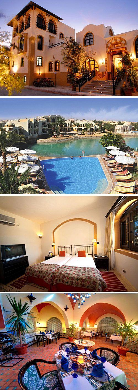 Waar Egypte bekend staat om haar grootse hotels, is het viersterren Dawar el Omda Boutique Hotel een uitzondering. Het kleinschalige boutiqe hotel hanteert een adults only formule waardoor je hier in alle rust kunt genieten. Naast het feit dat je geen last zult hebben van rennende kinderen, heeft dit hotel ook nog eens een fijne ligging. Geniet vanuit het infinity zwembad van een prachtig uitzicht!