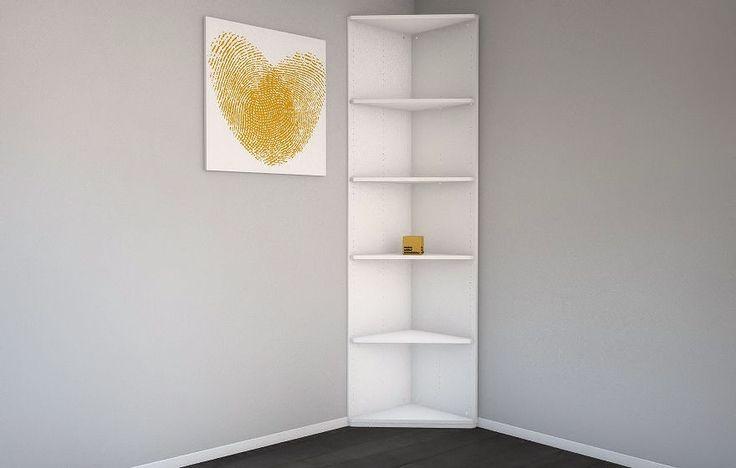 ber ideen zu eckregal auf pinterest eckregale eckregal holz und eckregal bad. Black Bedroom Furniture Sets. Home Design Ideas