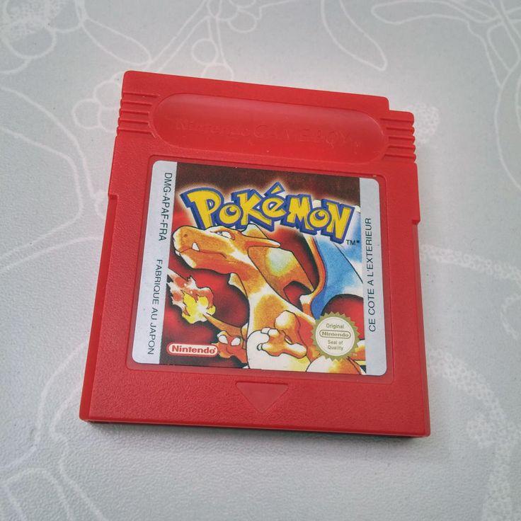 Pokémon version rouge - Game boy - Acheter vendre sur Référence Gaming