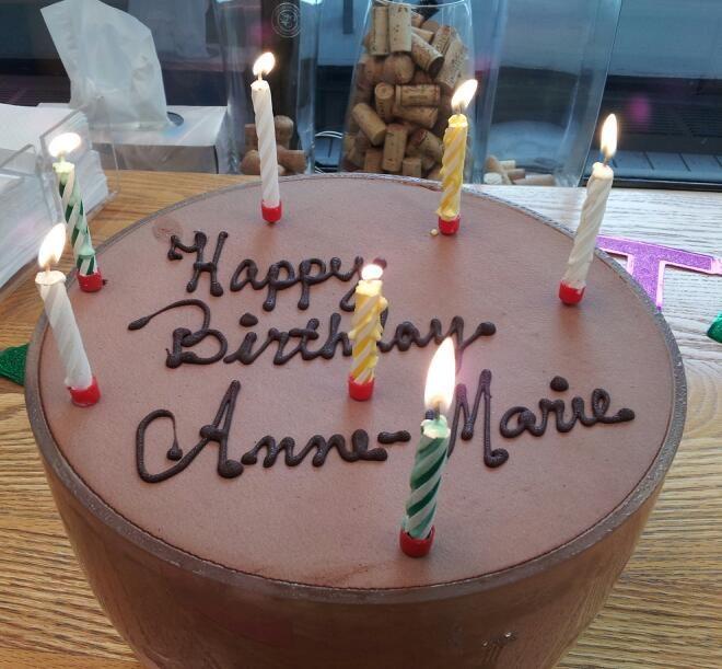 Happy Birthday Anne-Marie