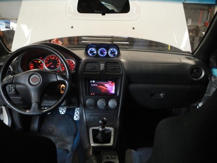sti interior swap GC8 Pinterest Subaru and Subaru wrx