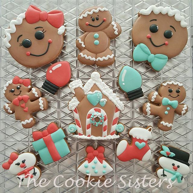 Gingerbread plate