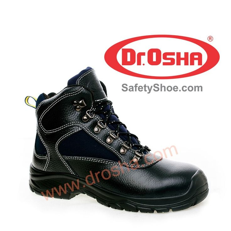 President Ankle Boot Dr. OSHA Safety Shoes