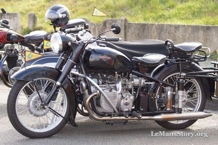vintage moto Ratier