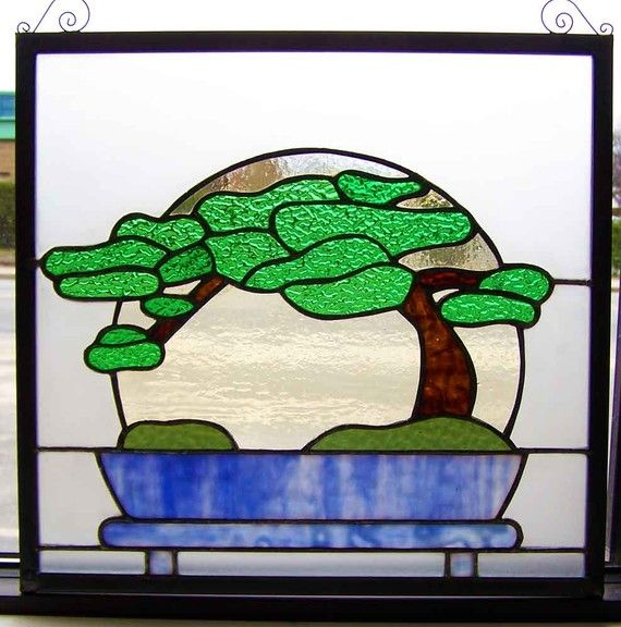 Business. asian style stained glass the amusing