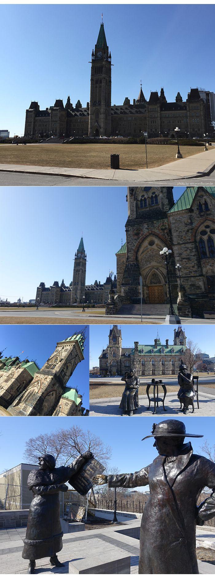Parlamento - Ottawa - Canada