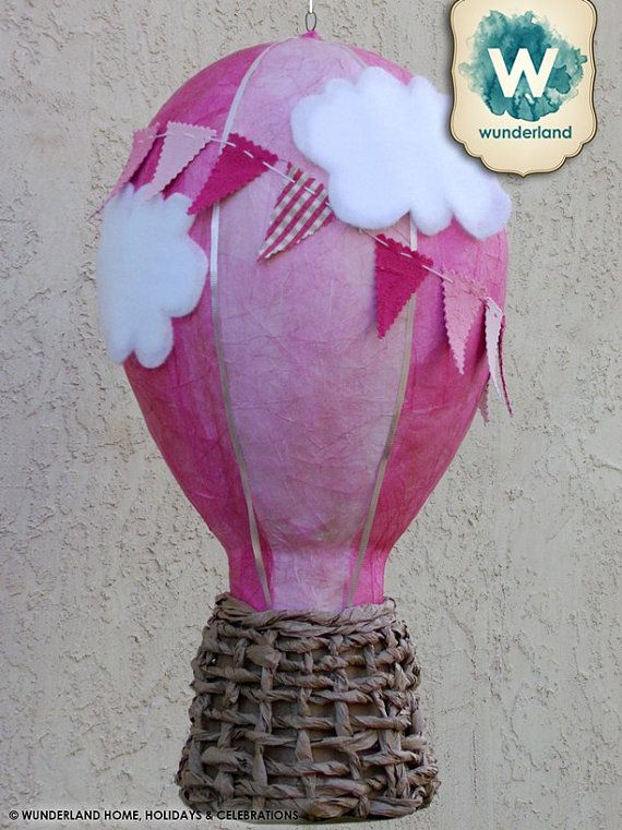 Hey, I found this really awesome Etsy listing at https://www.etsy.com/listing/119295792/hot-air-balloon-pinata-made-to-order