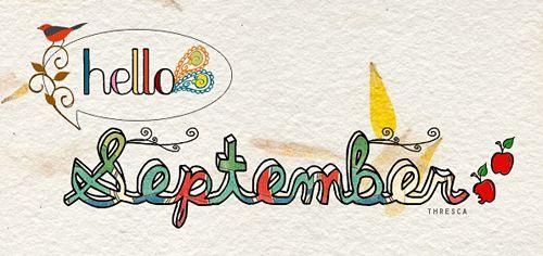 Setembro está online!
