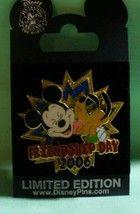 Walt Disney World Mickey Mouse & Pluto Friendship Day 2006 LE Pin - €17,68 EUR