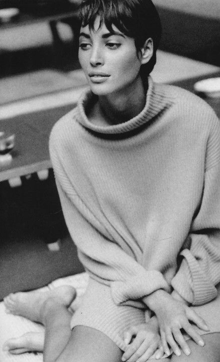 #ChristyTurlington #TopModel #Fashion
