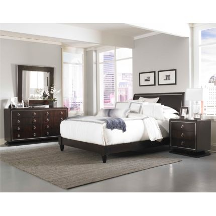 """Latest Broyhill """"Pinstripe"""" Collection 6 Piece Queen Bedroom Set In 2019 - Review broyhill bedroom set Awesome"""
