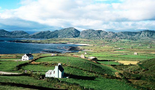 Beara Peninsula, south west Ireland - near where the Nagle ancestors of the Summers line lived