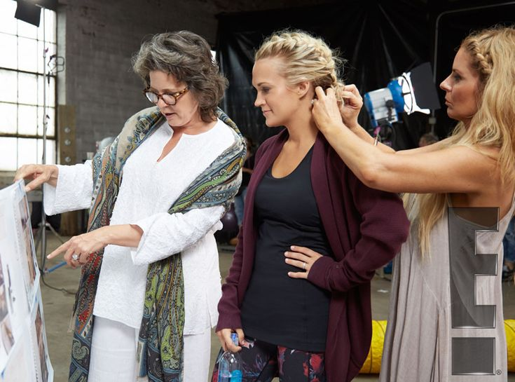 Carrie Underwood Shows Trim Post-Baby Body at CALIA Fitness Lifestyle Apparel Photo Shoot—See the Pic! Carrie Underwood, CALIA shoot