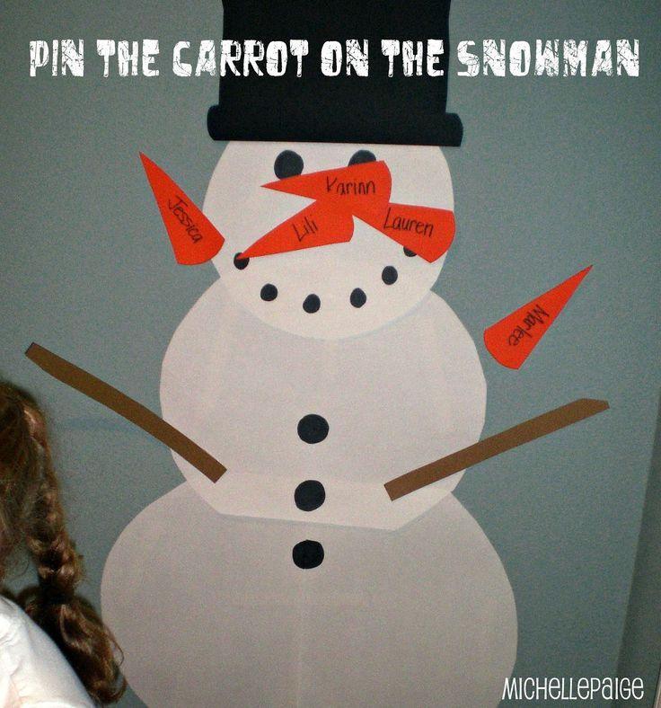 michelle paige: Snow Party!