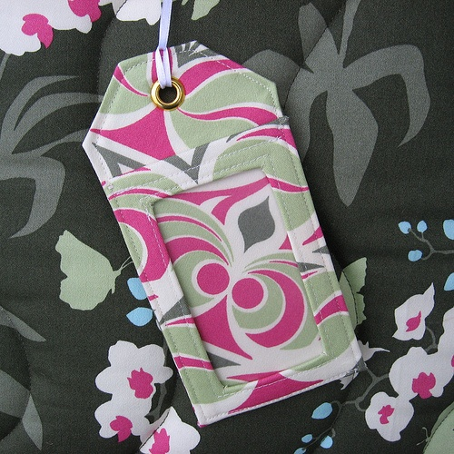 The best quality and most adorable pink luggage for women and children. The coolest models and designs of travel suitcase sets all of which are pink, yeah! Luggage Tag in Joel Dewberry Fabric, http://airlinepedia.net/pink-luggage.html