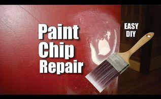 diy paint chip repair