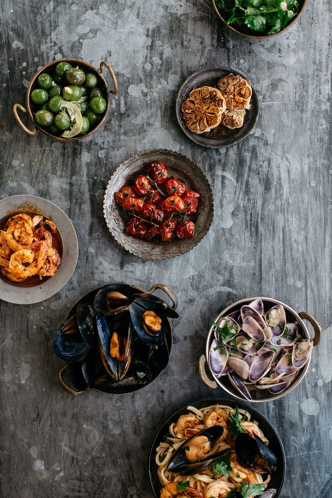 simple tapas at home. photo by luisa brimble.:
