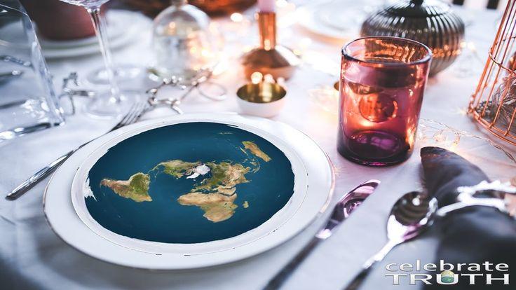 Eddie Bravo Drops FLAT EARTH TRUTH at INFOWARS DINNER! 🍴