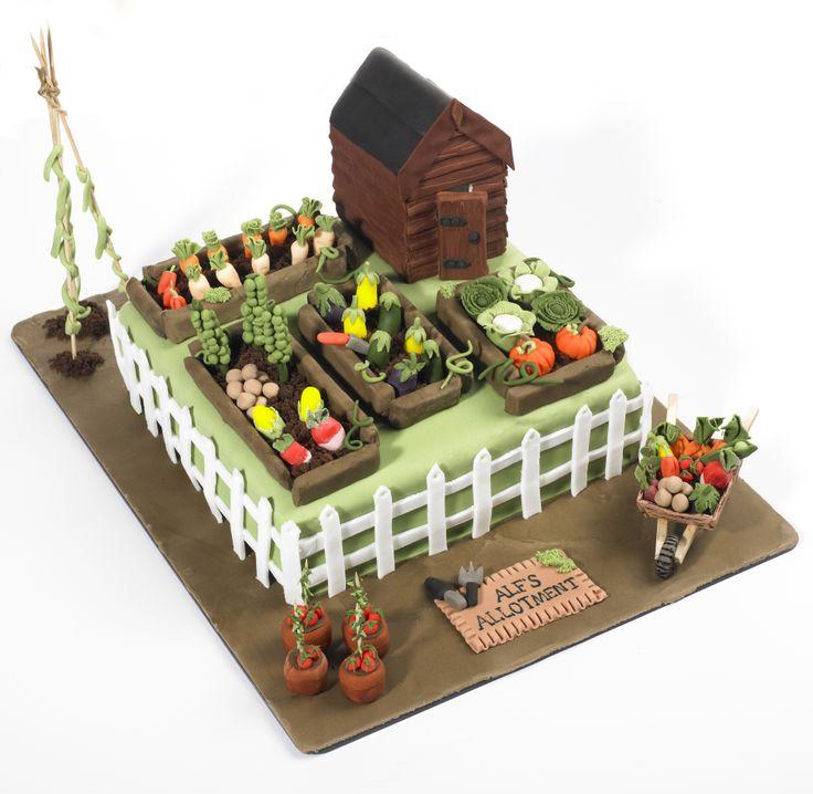 Vegetable garden cake ideas 67385 vegetable garden cake ca for Vegetable garden cake ideas