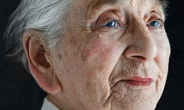 Getting Older Is A Thing Of Beauty In These Portraits Of Centenarians