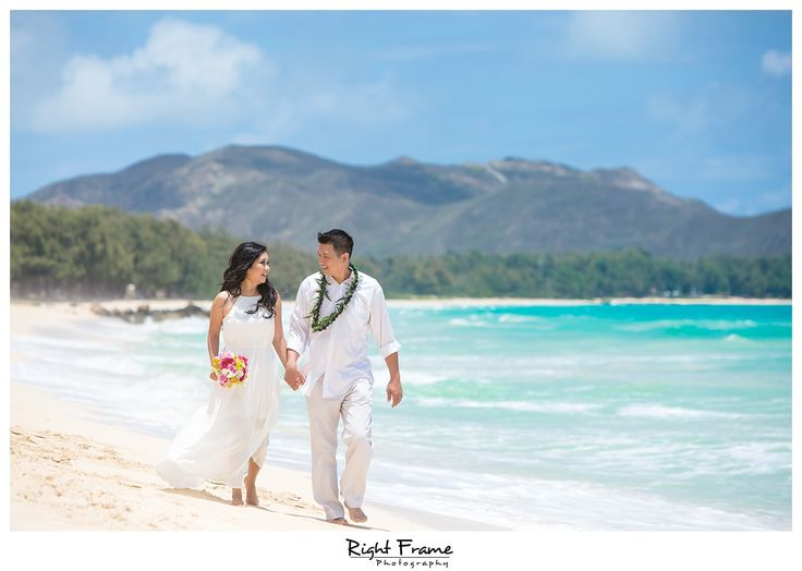 Beach Wedding Ceremony Oahu: 27 Best Wedding Vow Renewal In Oahu Hawaii Images On
