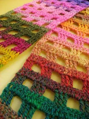 lovely stitch combination